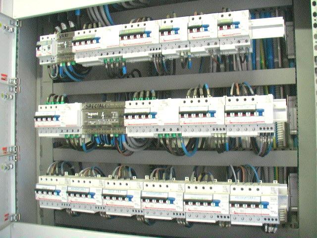Schemi Quadri Elettrici Industriali : Studio tecnico stefano de stefani progettazione impianti elettrici